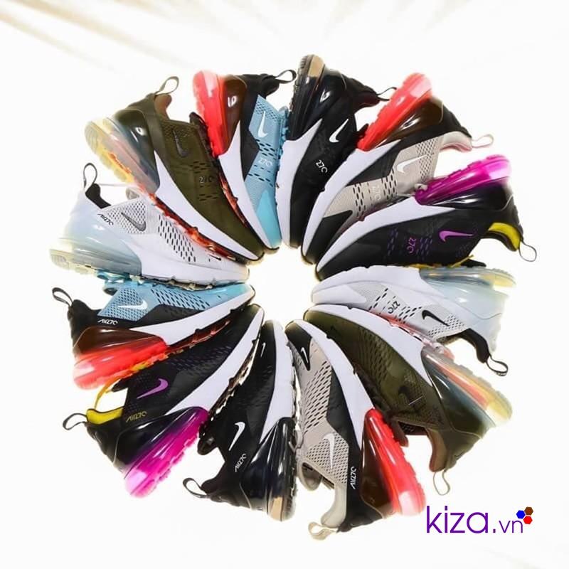 Bộ sưu tập giày nike Air Max 270