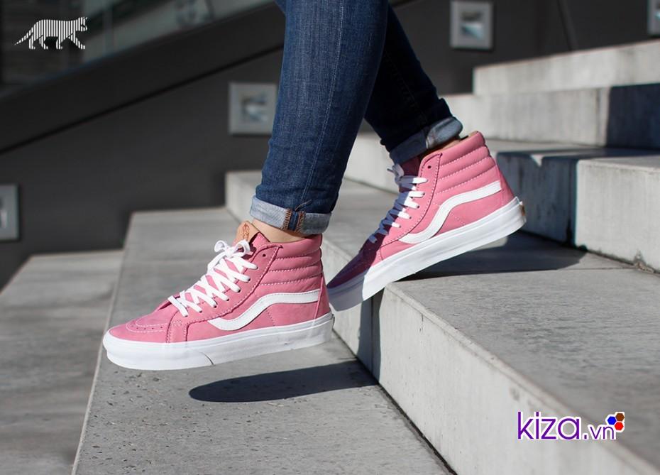 SK8 nữ hồng