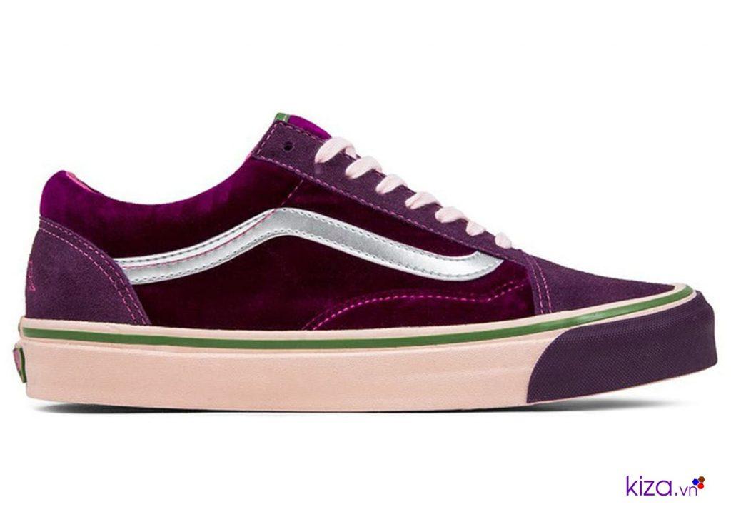 Các phiên bản phối màu khác nhau của giày vans old skool giúp bạn thoải mái lựa chọn