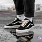 Giày vans old skool đen sọc trắng – bạn không thể thiếu?