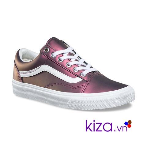 Hãy chọn màu sắc đơn giản khi phối cùng giày vans màu tím