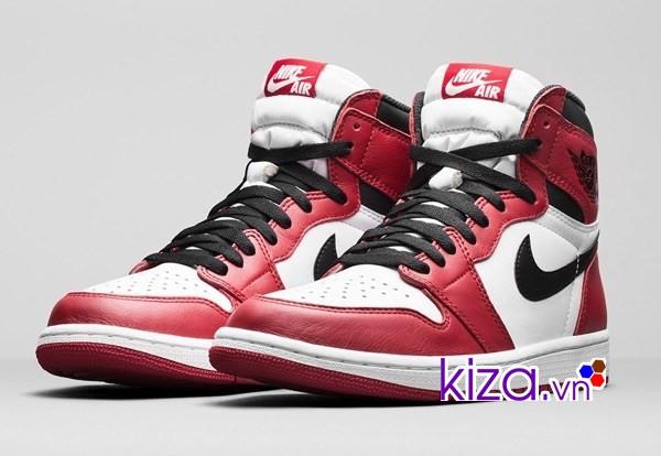 Phiên bản khác của giày Nike Air Jordan 1