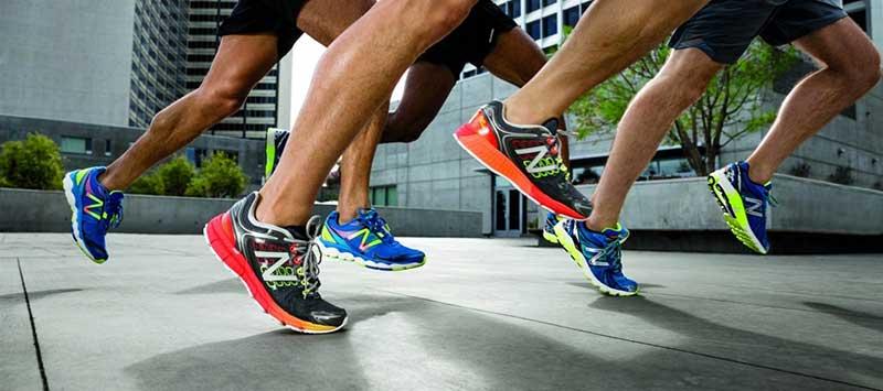Lưu ý lựa chọn giày thể thao online