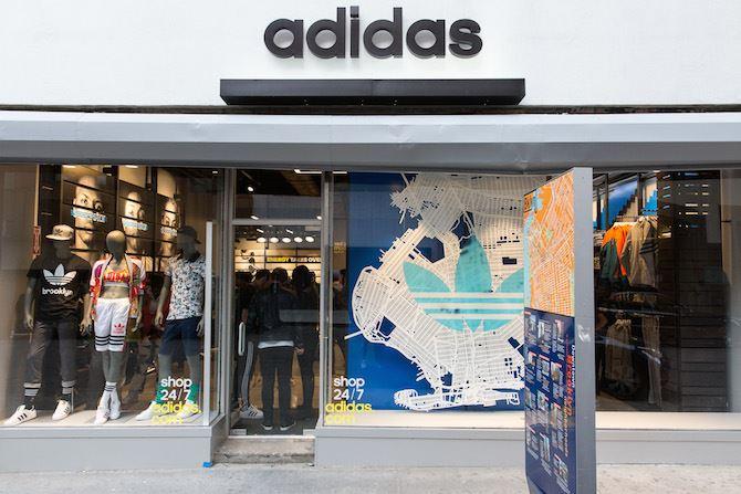 Cửa hàng adidas chính hãng tại tphcm