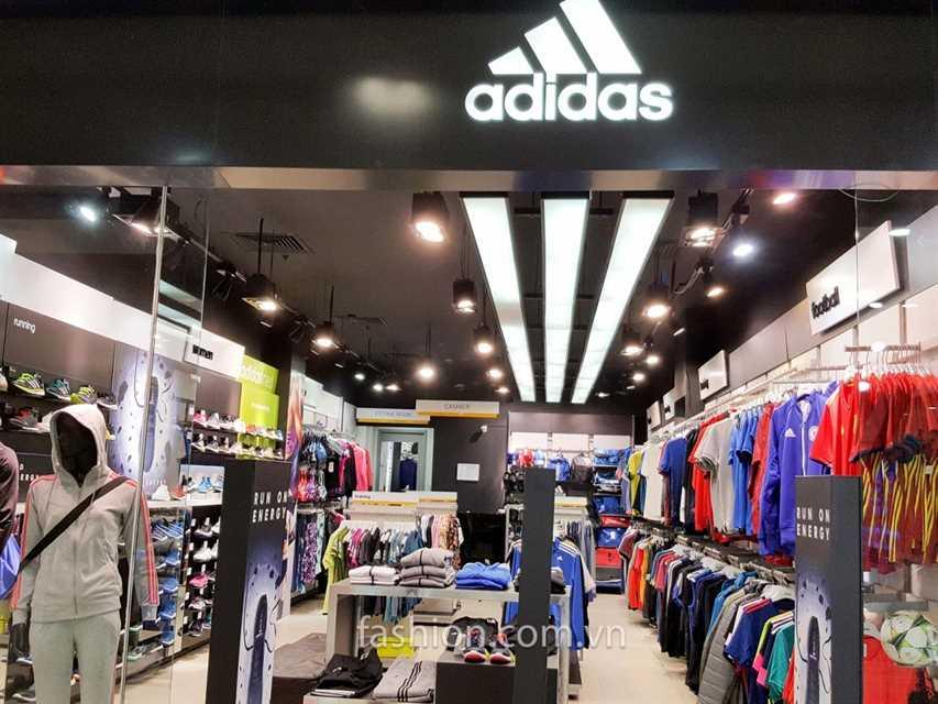Địa chỉ bán giày adidas nam chính hãng Hà Nội