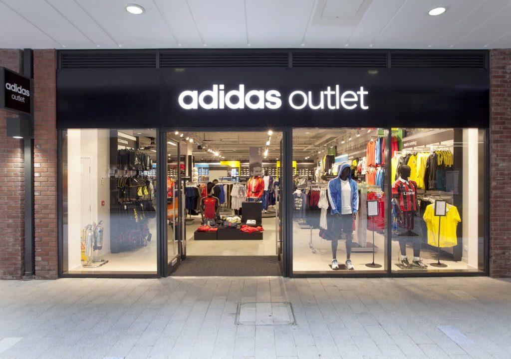 Địa chỉ các cửa hàng adidas tại hà nội