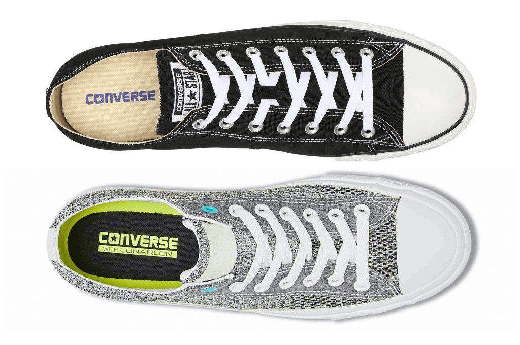 Cách phân biệt converse real và fake