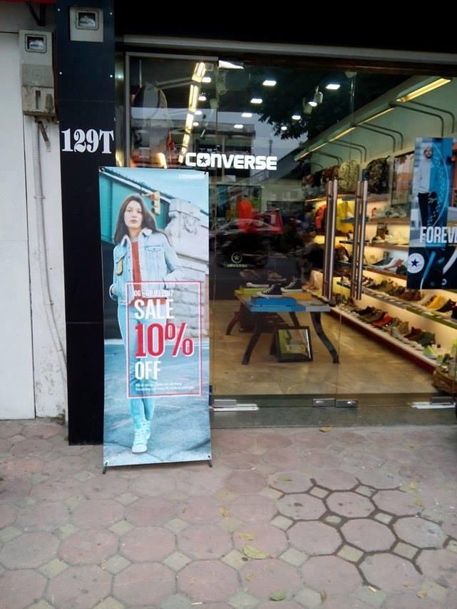 Địa chỉ bán giày converse