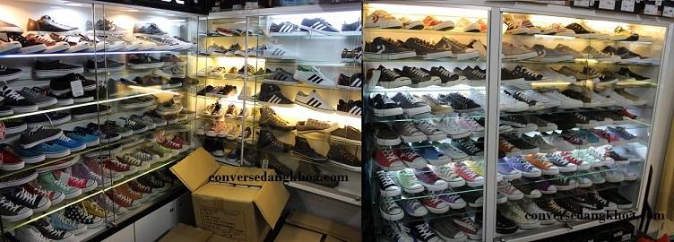 Cửa hàng giày converse Sài Gòn