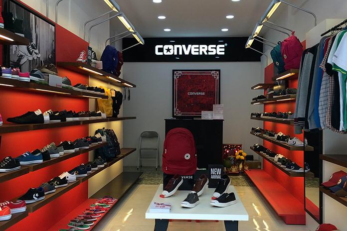 Cửa hàng converse chính hãng dễ tìm hơn bạn nghĩ