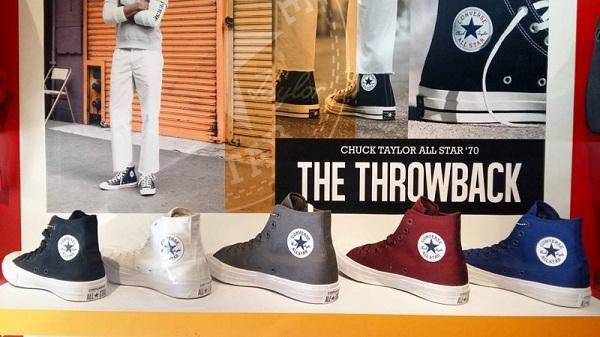 Cửa hàng giày converse chính hãng tphcm