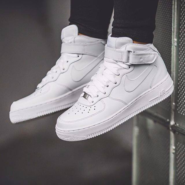 Các kiểu giày nike - giày nike air force