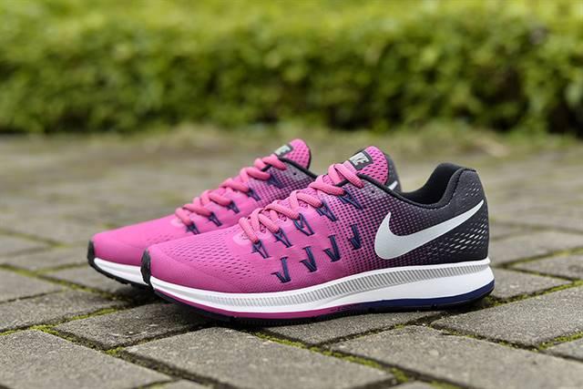 Nike Zoom nữ tím than