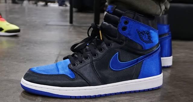 Nike Jordan 1 xanh đen