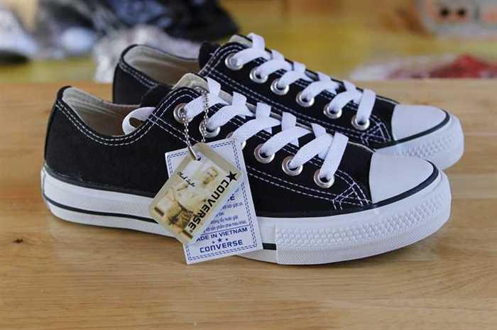 các loại giày converse classic bạn đã biết?