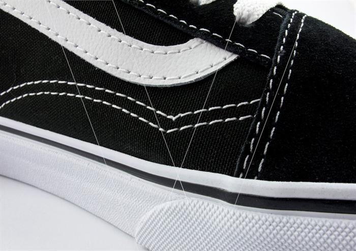 giày vans old skool real
