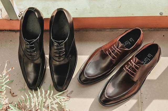 Phong cách lịch lãm quý phái của những đôi giày da nam cao cấp