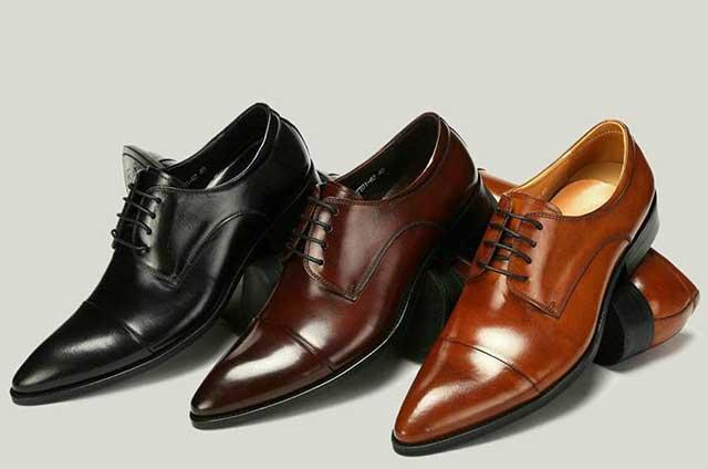 Giày nam đẹp và phong cách