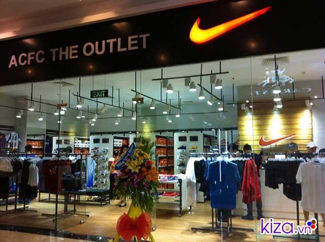 cửa hàng giày nike chính hãng tại tphcm