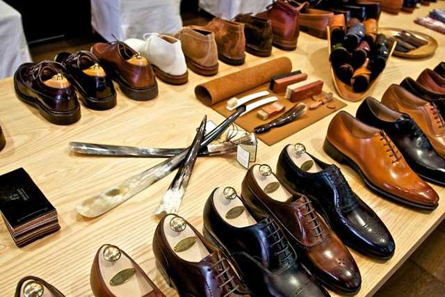 Mua giày da nam cao cấp tại Hà Nội