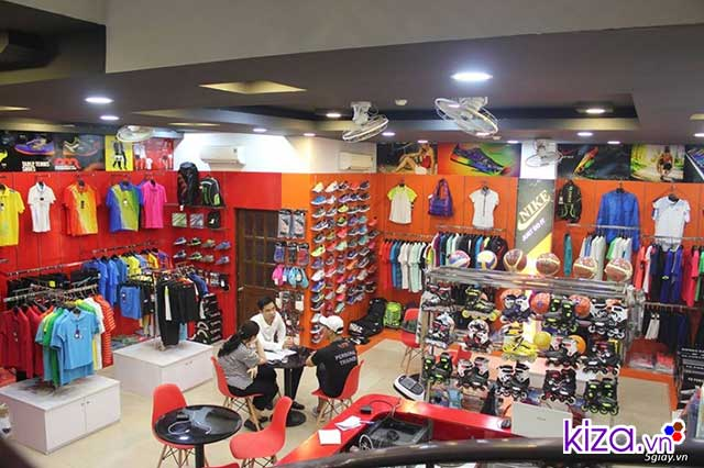 Store giày nike tại tp hcm