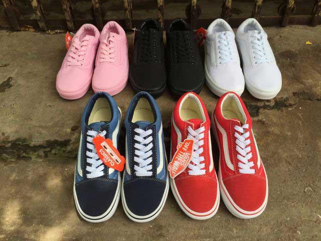 Shop giày vans chính hãng Hà Nội