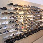 Thiết kế shop giày thể thao sao cho đẹp và hấp dẫn