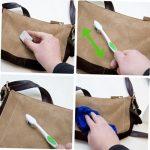 14 cách làm sạch túi da siêu đơn giản tại nhà