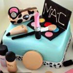 Hình ảnh bánh kem son MAC