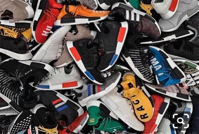 Thị trường giày replica, giày super fake và fake 1