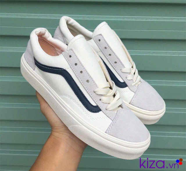 Giày Marshmallow blu