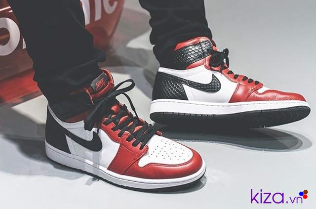 Giày sneaker higttop