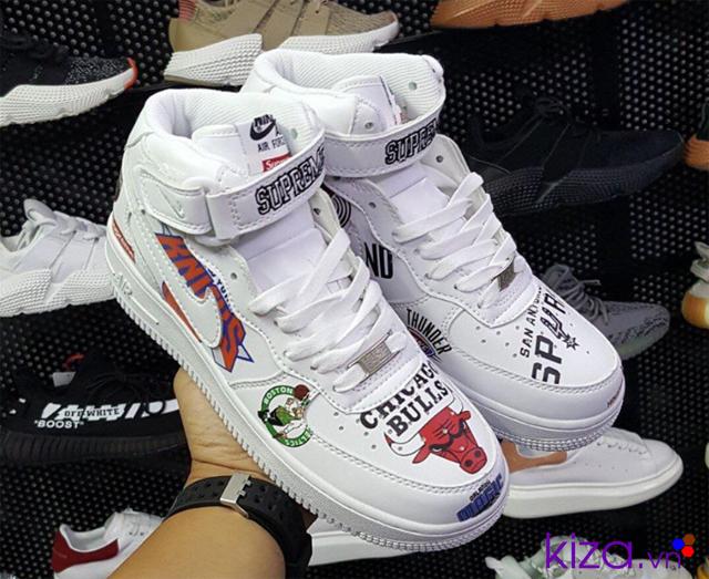 Giày sneaker Midtop