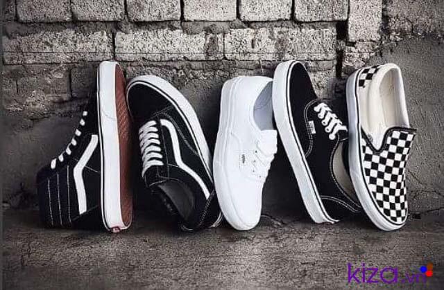 Bộ sưu tập giày vans