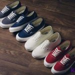 Giày Vans classic – Vẻ đẹp đến từ sự giản dị