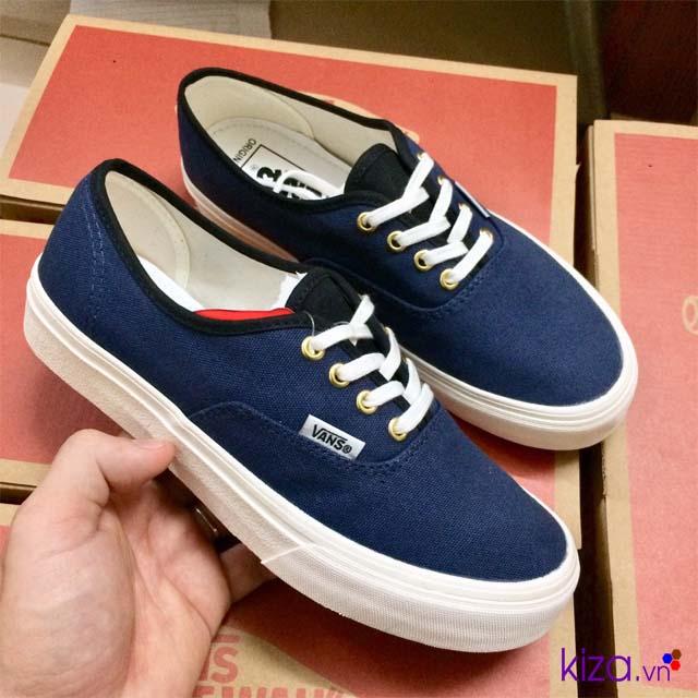 Giày vans Originals xanh