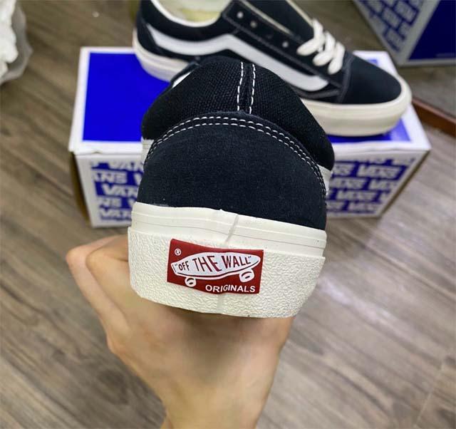 Gót giày vault