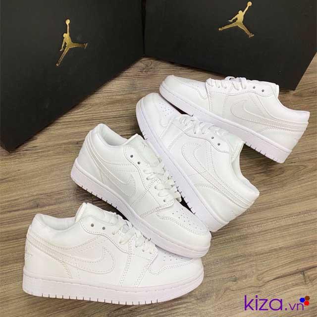 Jordan trắng full