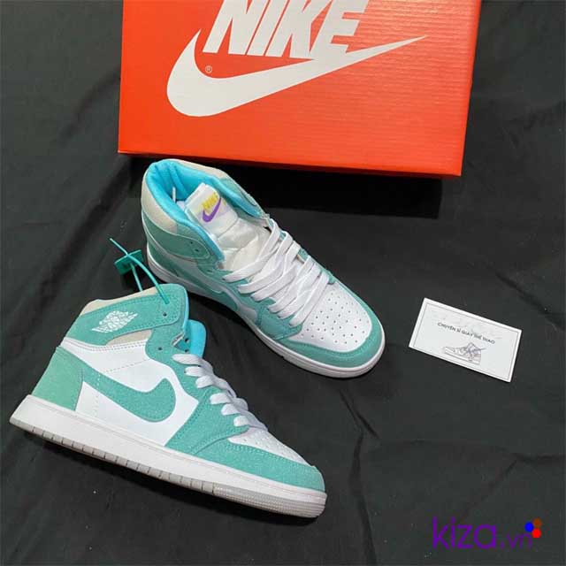 Jordan 1 high xanh mint