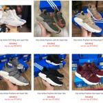 Giày Adidas nữ Sale mạnh mùa dịch khiến giới trẻ háo hức