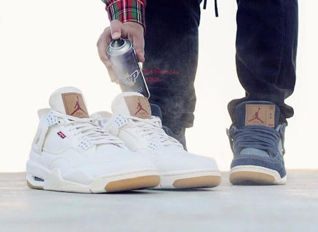 bảo quản giày bằng xịt nano