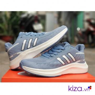 Giày adidas zoom màu xanh