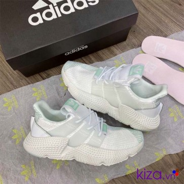 Giày Adidas Prophere Trắng Xanh Super