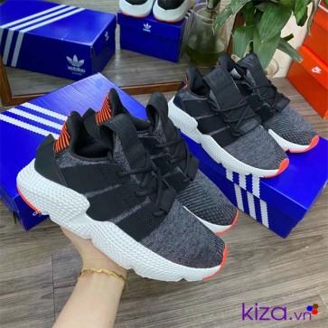 Giày Adidas Prophere Xám Đen Super
