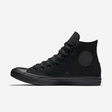 Giày Converse đen tuyền cao cổ 22