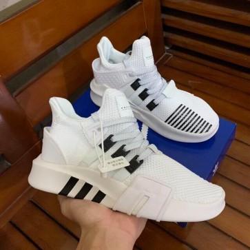 Giày Adidas EQT trắng phản quang super fake 01
