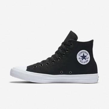 Giày converse chuck taylor 2 màu đen cao cổ 55