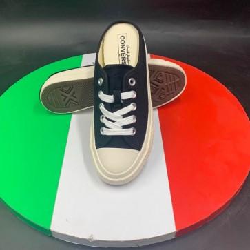 Giày sục converse đen