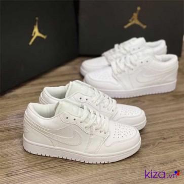 Giày Nike Jordan Trắng Full cổ thấp