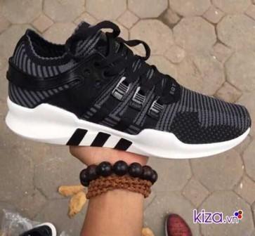 Giày Adidas EQT phối màu đen xám đẹp 02